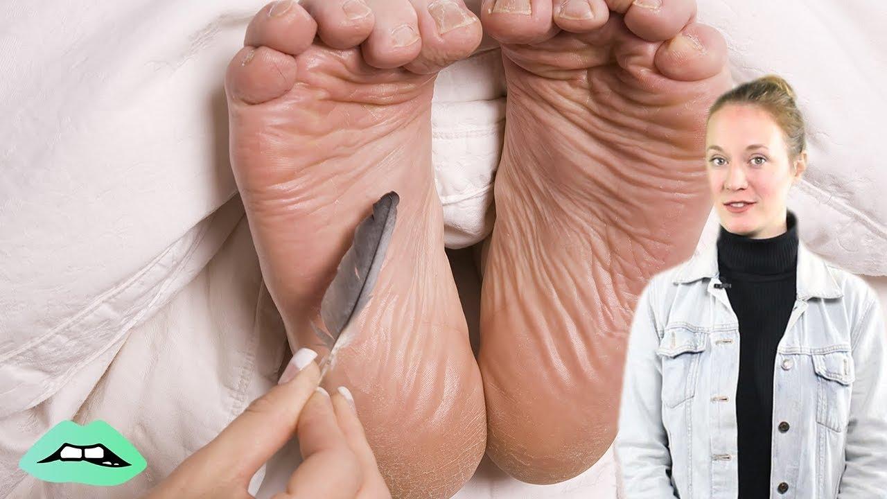 Lesbian Sensual Feet Tickle
