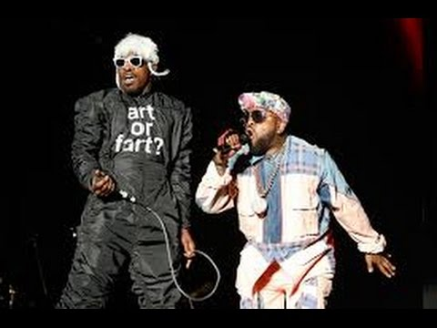 Outkast in Concert   Open Air Frauenfeld Switzerland LIVE