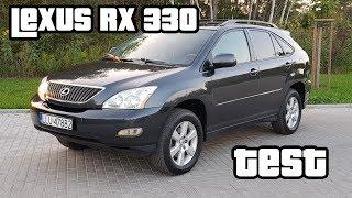 Lexus Rx 330 Test Recenzja Opinia Właściciela Walkaround Review Pov Onboard Features 300 350