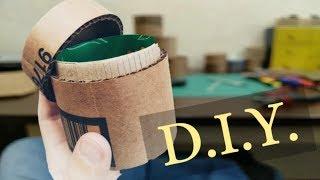 Как сделать круглую коробку из картона своими руками с крышкой. Круглая коробка мастер класс Михалыч