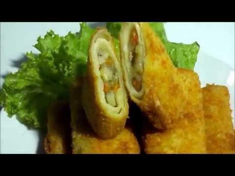 Cara Membuat Risoles Ayam Kentang Wortel Lezat