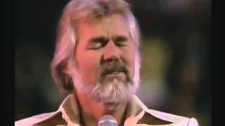 LADY - KENNY ROGERS-LIVE. 1980