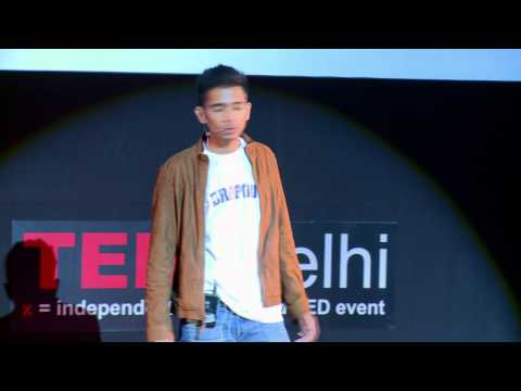 Deepak Ravindran at TEDxDelhi