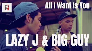 Lazy J & Big Guy - All I Want Is You Jam-Edit