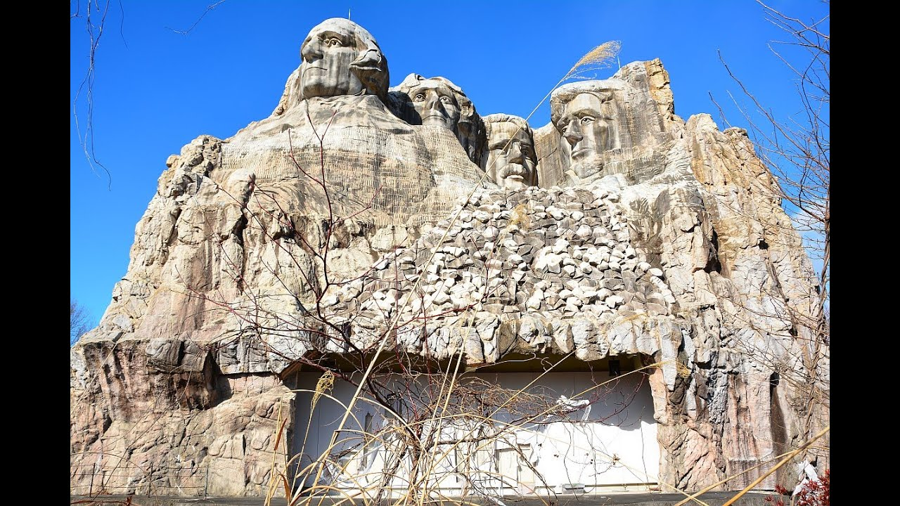 Worksheet Building Mount Rushmore western village japan mount rushmore building youtube