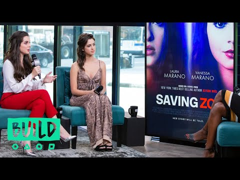 """It Was Important To Laura & Vanessa Marano That """"Saving Zoë"""" Tackled Sexual Exploitation In The Digi from YouTube · Duration:  2 minutes 55 seconds"""