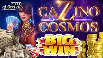 Cazino Cosmos slot by Yggdrasil New slots game 2019