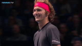 FUNNIEST MOMENTS: Nitto ATP Finals 2018!