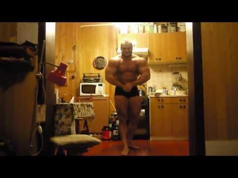 IFBB-Pro Vladimir Agrinskiy's FREE POSING AFTER MUSIC