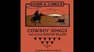Cowboy Songs     FULL AUDIO BOOK ENGLISH