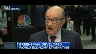 RTD News: Developed World Economy Stagnating - Alan Greenspan