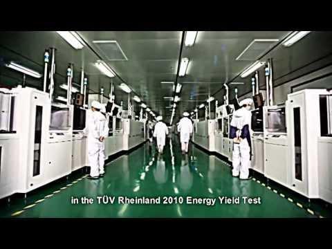 Ying Li Solar Introduction