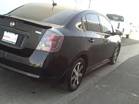 Sonora Nissan Yuma Arizona 85364 2011 Nissan Sentra Sr Super