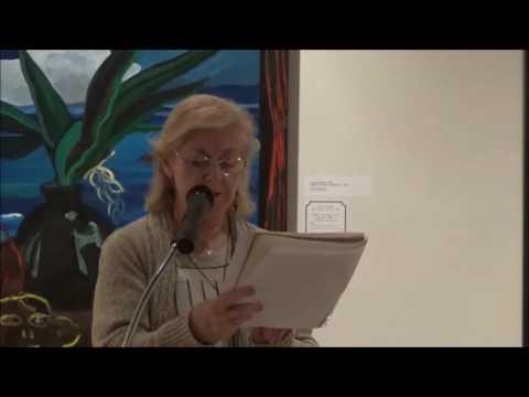 "Nancy Powell reads ""The Gray of Tears"""