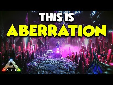 THIS IS ABERRATION ( New ARK DLC ) - ARK Duo Survival Series - Aberration #1