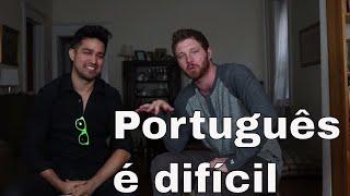 Porque Gringos Não Falam bem Português? com Eric