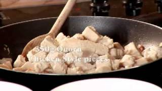 Quorn Moroccan Tagine Recipe With Chicken, Harissa And Couscous