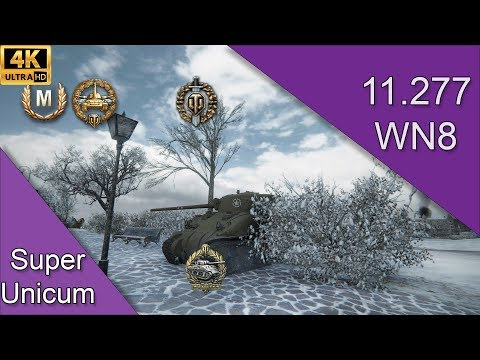 World of Tanks - M4 Sherman #56 | WN8 : 11.277