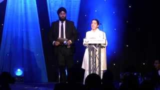 Sikh Awards 2013 (Sister Maureen Goodman)