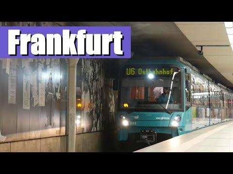 [Doku] U-Bahn Frankfurt (2018)