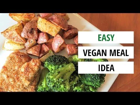 EASY Vegan Meal Idea   No Excuses #3 ~ Brown Vegan