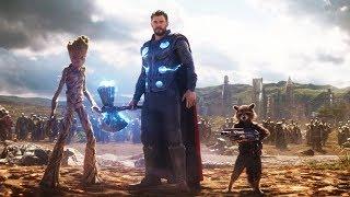 Подать мне Таноса! Битва в Ваканде. Мстители: Война бесконечности (2018)
