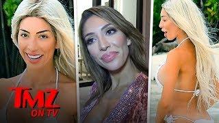 Farrah Abraham In The Skimpiest Bikini Ever | TMZ TV