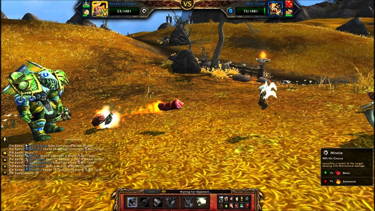 wow how to get westfall chicken