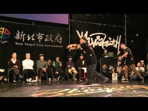 FUSION MC VS HIGH LOW (NEW TAIPEI BBOY CITY 2015) WWW.BBOYWORLD.COM