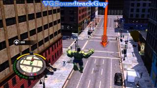 The Incredible Hulk Gameplay (XBOX 360)