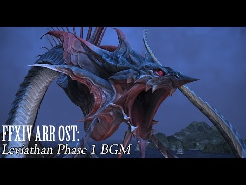 FFXIV OST Leviathan Phase 1 Theme ( Wreck to the Seaman )