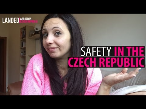 Safety in the Czech Republic