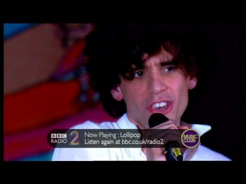 Mika  Lollipop  @ BBC Radio 2