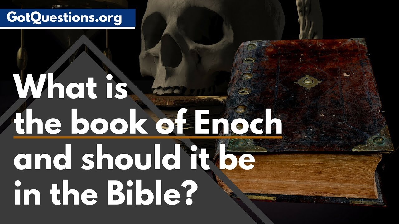 Stay away from the book of enoch
