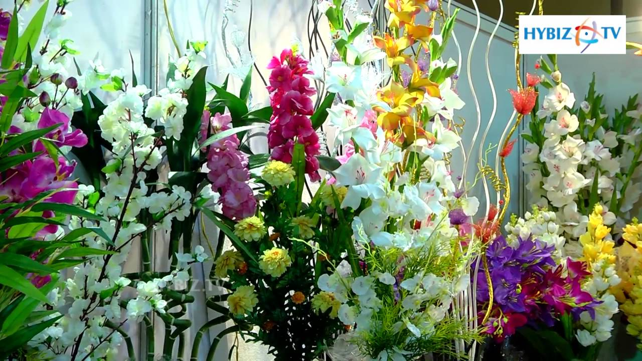 Artificial Plants For Home Decor Hybiz Youtube