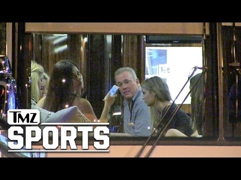 Jerry Jones Son Stephen -- Hey Ladies, Lets Party ... On My Dallas Cowboys Bus!! | TMZ Sports