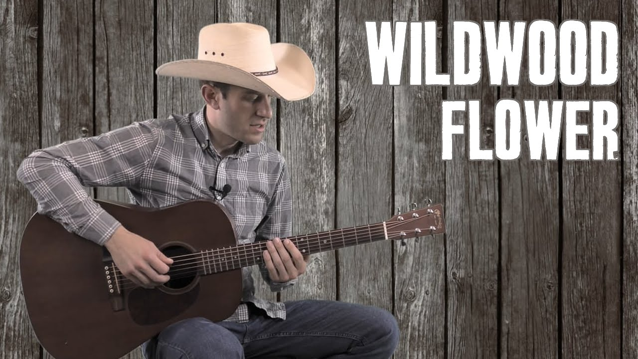 wildwood flower guitar lesson tutorial country bluegrass flatpicking youtube. Black Bedroom Furniture Sets. Home Design Ideas