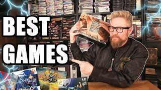 TURBOGRAFX MINI  BEST GAMES - Happy Console Gamer
