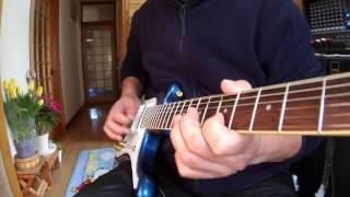 二人の銀座 山内 賢 和泉雅子 エレキインスト このギターでの演奏がない...