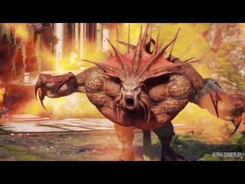 видео: paragon — новые герои