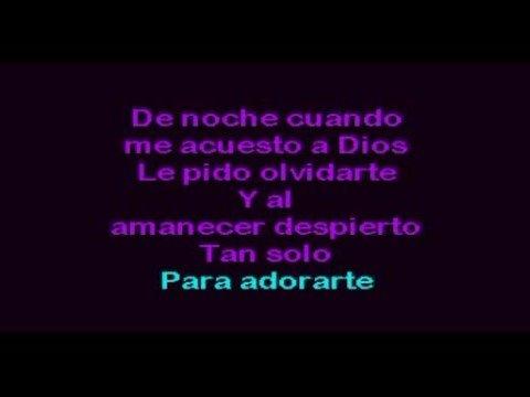 Pepe Aguilar - Esclavo y Amo Karaoke