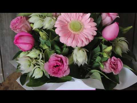 How to create a flower box arrangement