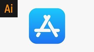 Illustrator Tutorial - App Store Icon