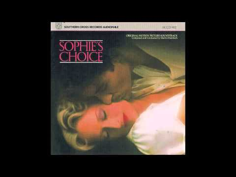 "Marvin Hamlisch ""Sophie's Choice"" Love Theme 4/7. Original Soundtrack Recording."
