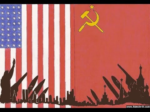 Soviet Union and China destroy United States and Western Blo
