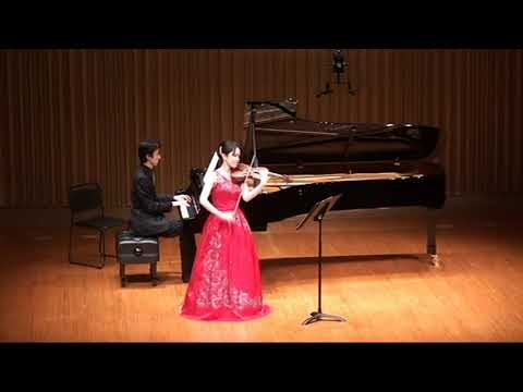 ヤナーチェク:バイオリンソナタ 第1楽章