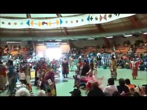 Siksika Pow Wow Day 2 Intertribal Dance 2