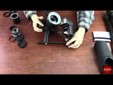 Macro Photography equipment tutorial