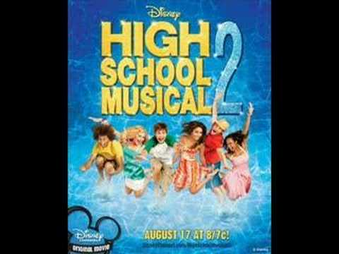 Work This Out  High School Musical 2 FULL SONG!