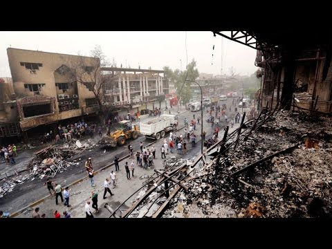 Baghdad Bombing Leaves More Than 200 Dead